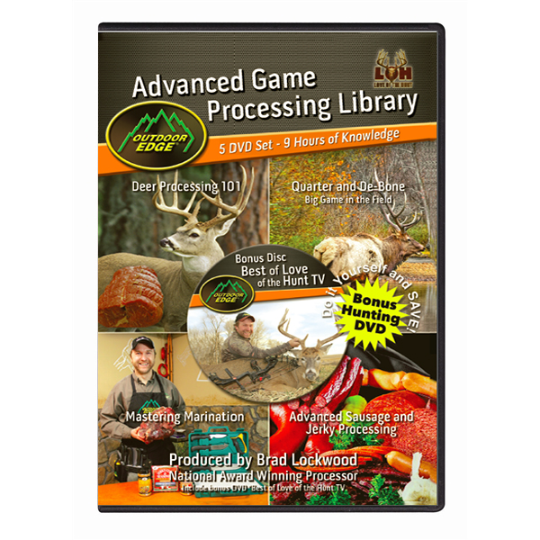 Complete Game Processing Library