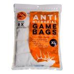 Anti-microbial Elk Quarter Game Bags XL