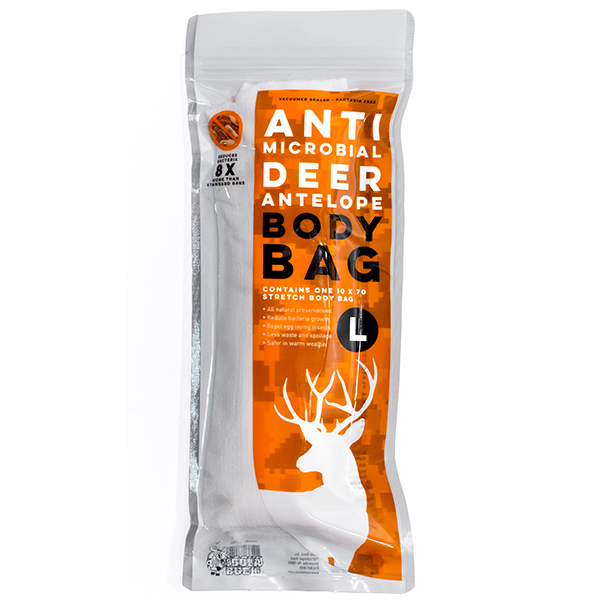 Anti-microbial Deer, Antelope Body Bag