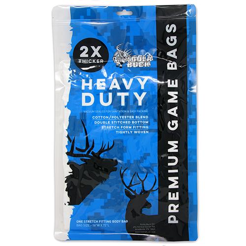 Heavy Duty Deer and Antelope Body Game Bag – Single Pack