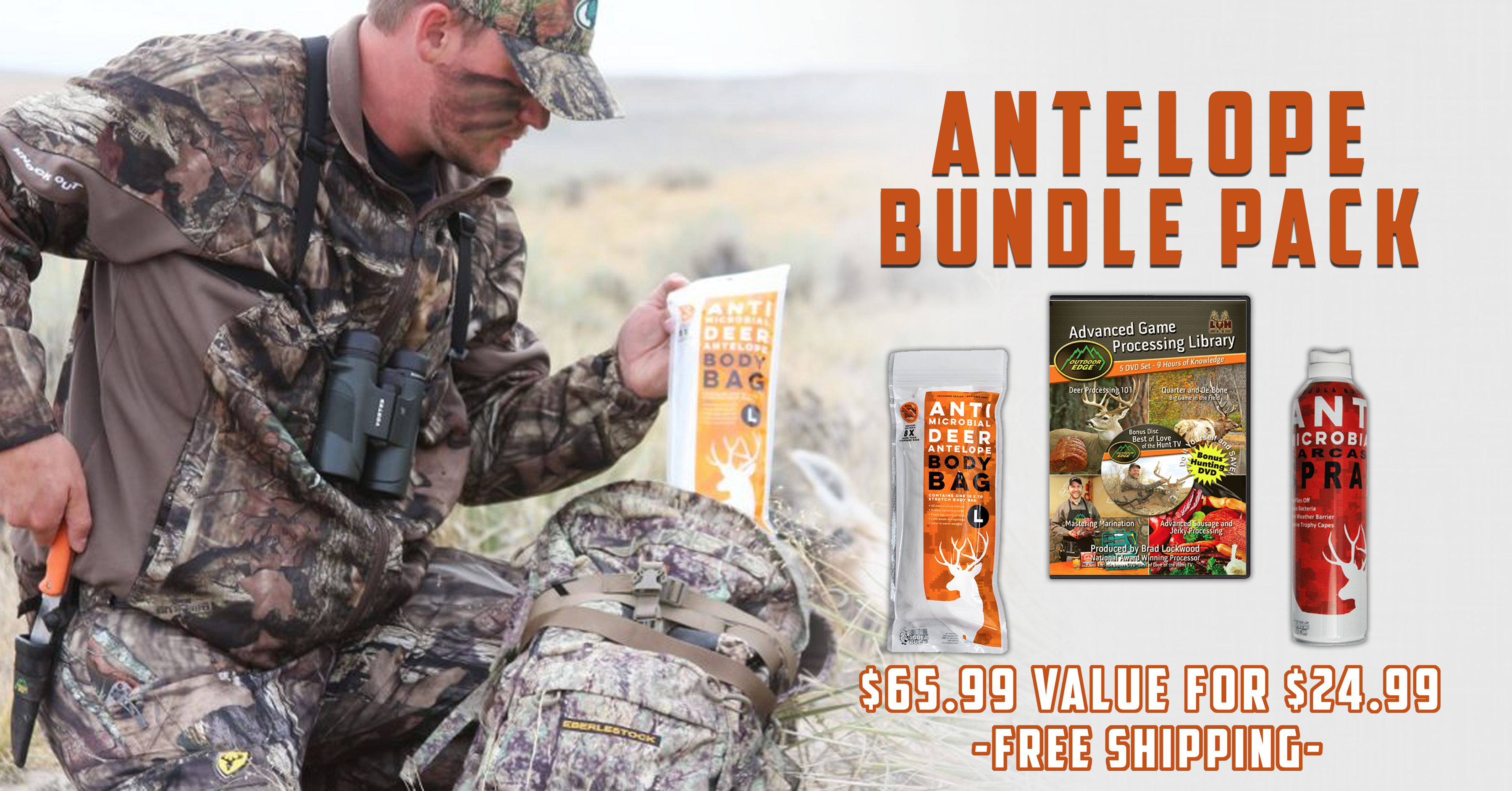 Antelope Bundle Pack