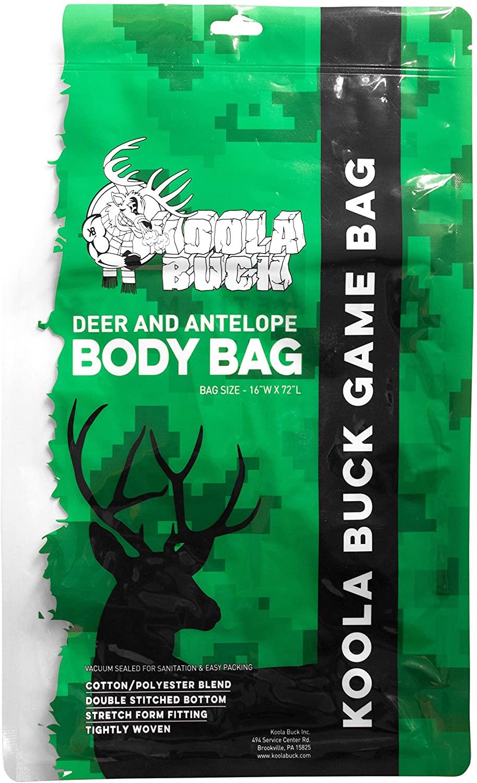 1-Pack Full Body Bag for Deer, Antelope, & Hogs